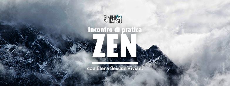 Incontro con lo Zen