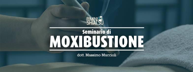 Seminario di Moxibustione con il dott. Massimo Muccioli