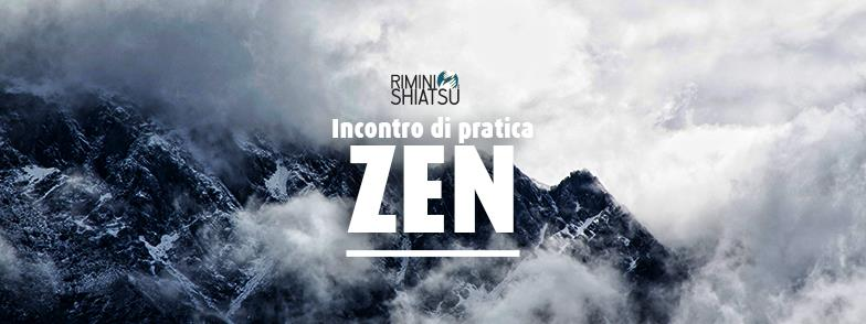 Calendario incontri di pratica Zen