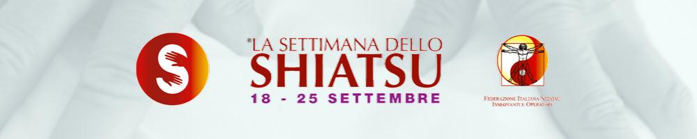 Iniziativa per la Settimana dello Shiatsu
